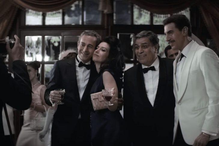 "Sacha Baron Cohen in ""The Spy"" (Promotional still: Netflix)"