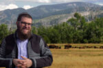 "Rabbi Chaim Bruk in ""The Rabbi Goes West"" (Promotional still)"