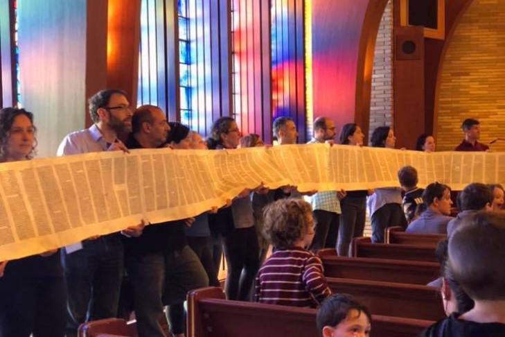 (Courtesy photo: Temple Shalom of Newton)
