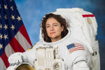 Dr. Jessica U. Meir (Courtesy photo: Josh Valcarcel/NASA)