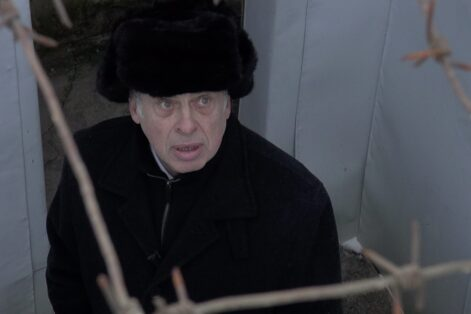 "Natan Sharansky in ""From Slavery to Freedom"" (Promotional still)"