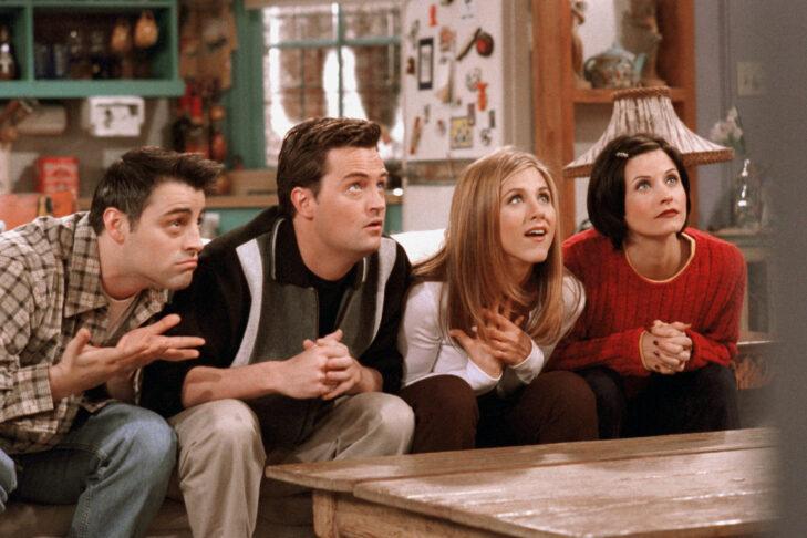 """Friends"" (Courtesy Fathom Events)"