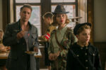 "Sam Rockwell, Scarlett Johansson and Roman Griffin Davis in ""Jojo Rabbit"" (Courtesy photo: Larry Horricks/Twentieth Century Fox Film Corporation)"