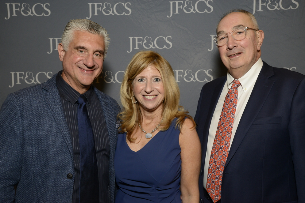Laurie and Paul Gershkowitz Event