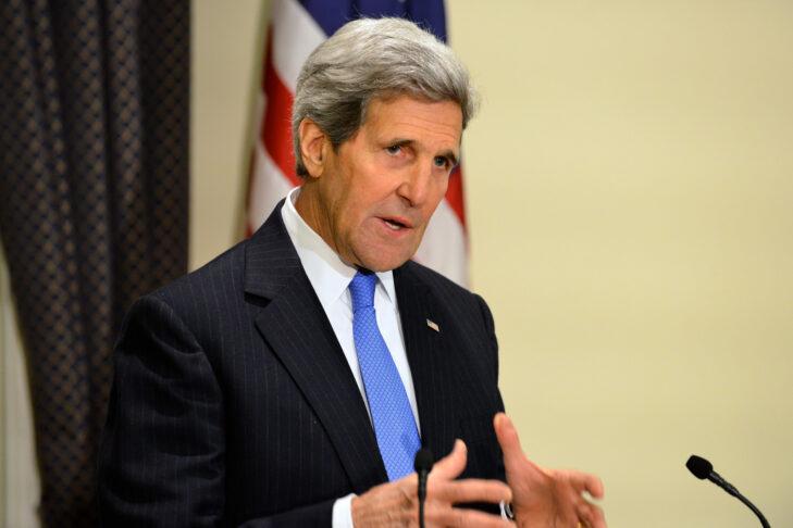 John Kerry (Photo: State Department)