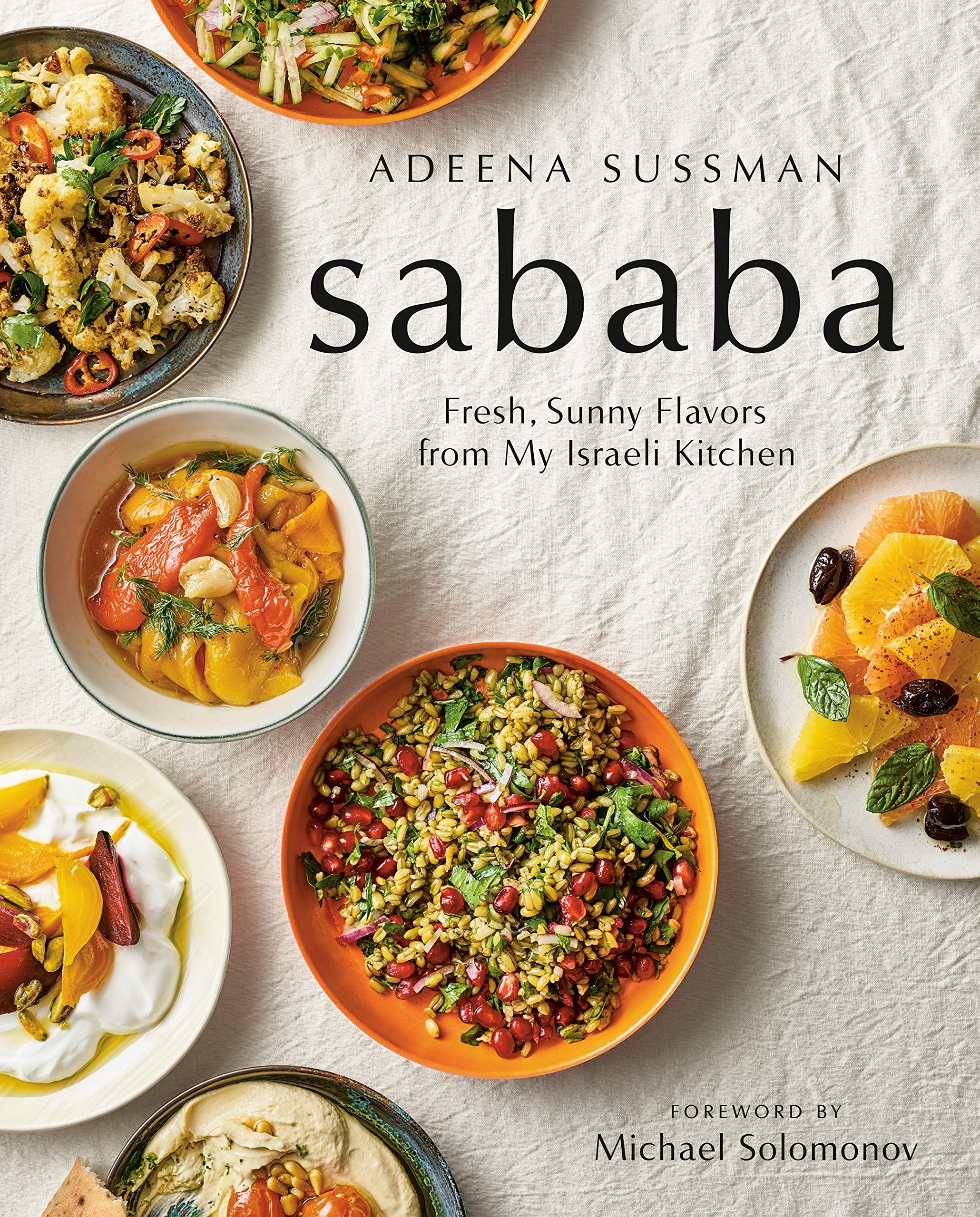 sababa by Adeena Sussman