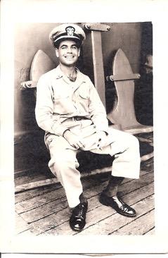 Harold Bolton in World War II (Courtesy Judy Bolton-Fasman)