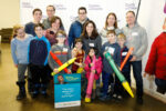 Volunteers at Cradles to Crayons (Courtesy photo)