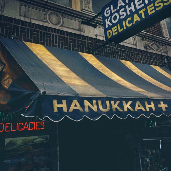 Hanukkah+ Album Cover
