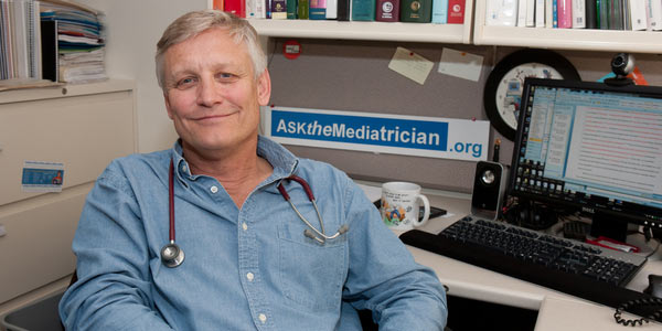 Dr. Michael Rich (Courtesy photo)