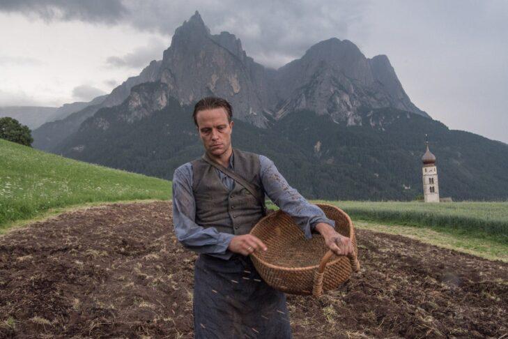 "August Diehl in ""A Hidden Life"" (Promotional still)"