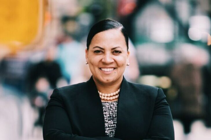 Suffolk County District Attorney Rachael Rollins (Courtesy photo: Diana Levine)