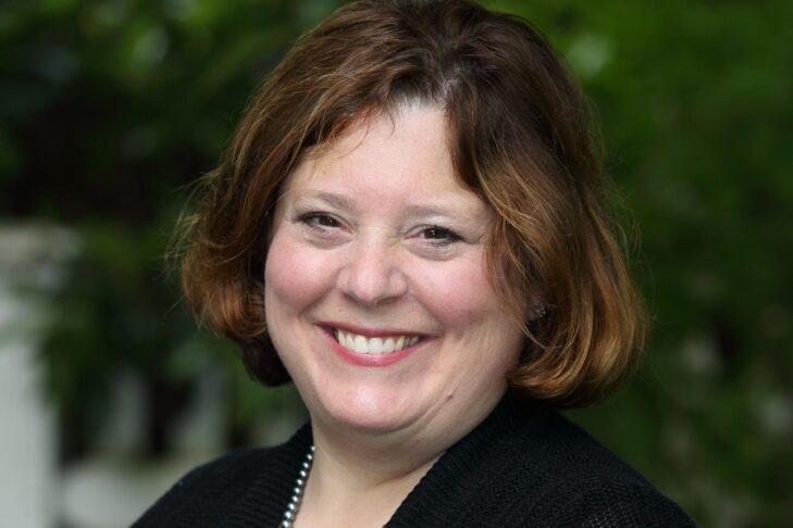 Rabbi Dr. Lisa Eiduson (Courtesy photo: Congregation B'nai Torah)