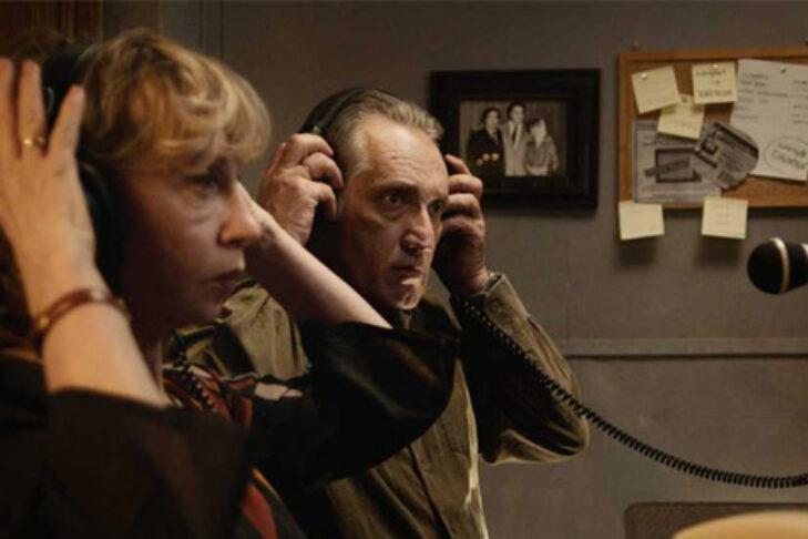 "Vladimir Friedman and Maria Belkin in ""Golden Voices"" (Promotional still)"