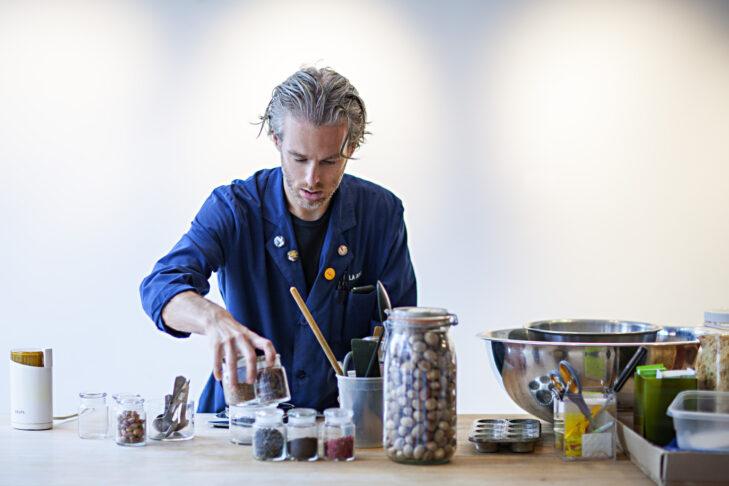 Chef Lior Lev Sercarz (Photo: Thomas Shauer)