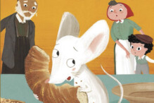 """""""The Passover Mouse"""" by Joy Nelkin Wieder (Courtesy image)"""
