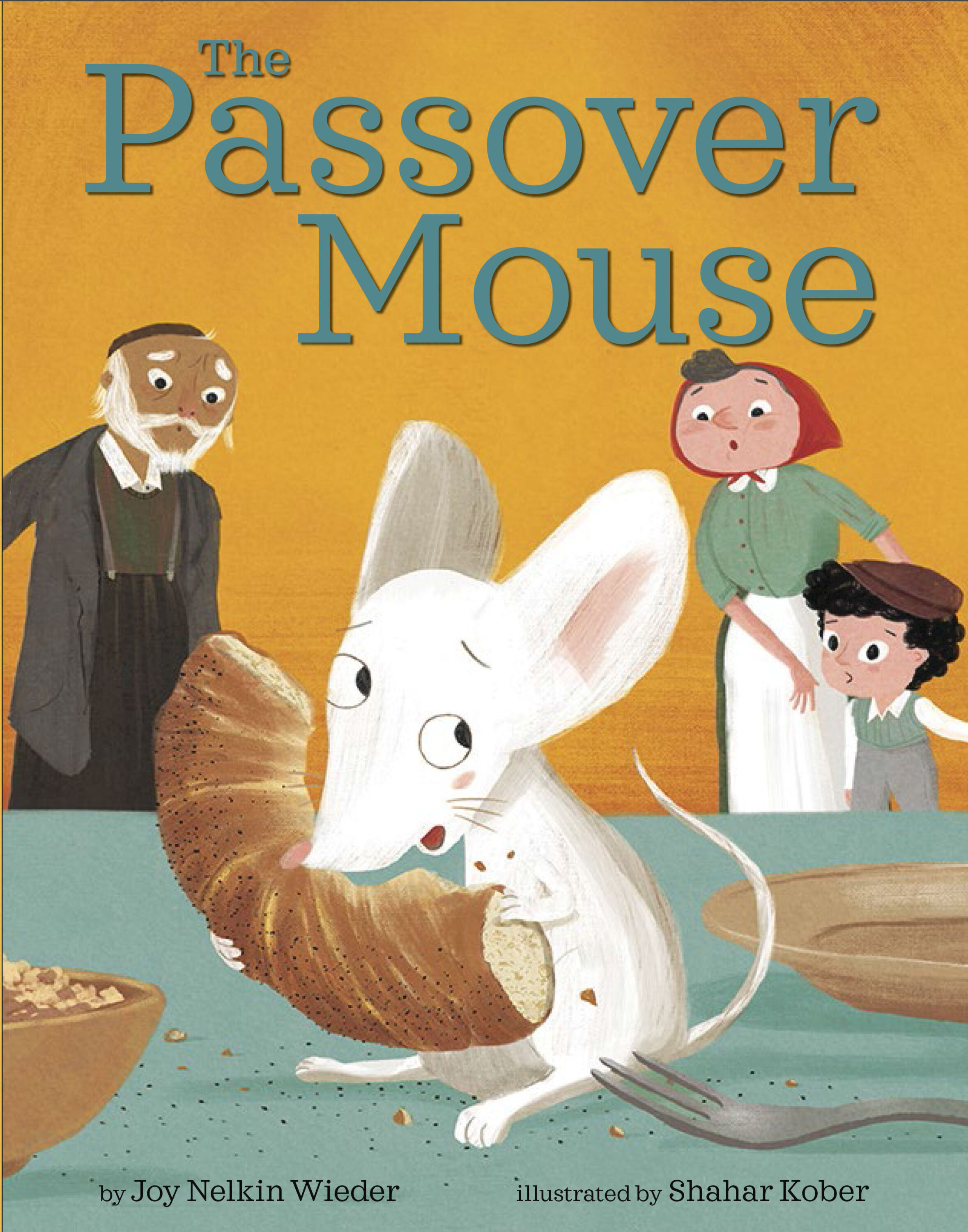 Passover Mouse Cover