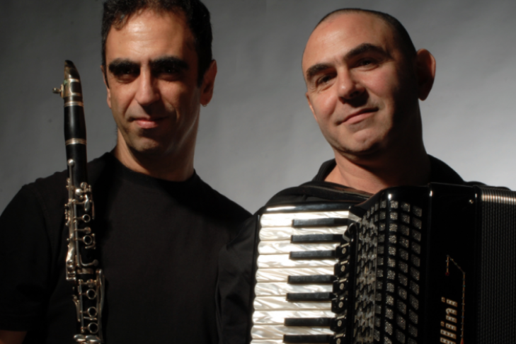 Marcelo Moguilevsky, left, and Cesar Lerner (Courtesy photo)