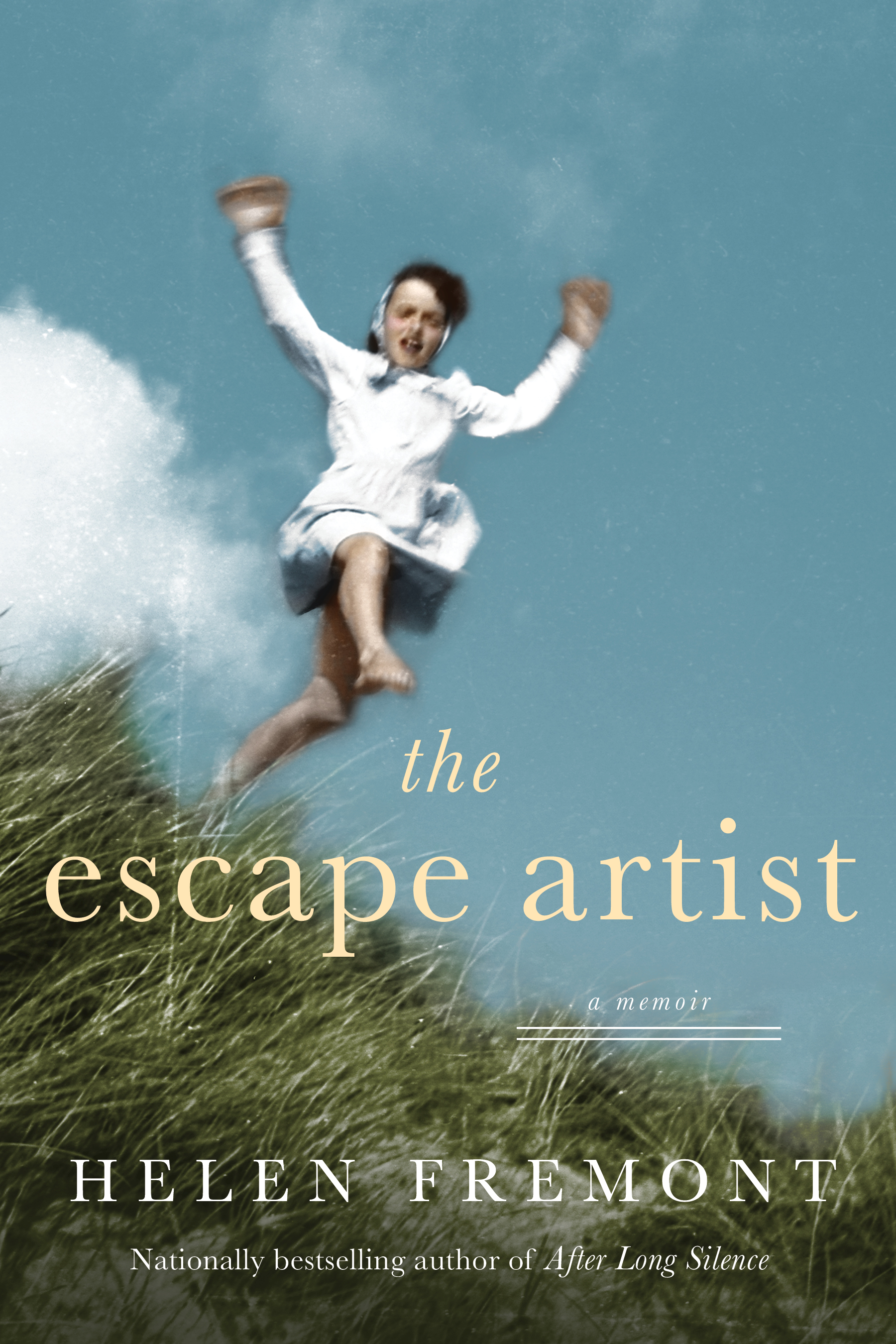 ESCAPE ARTIST cover