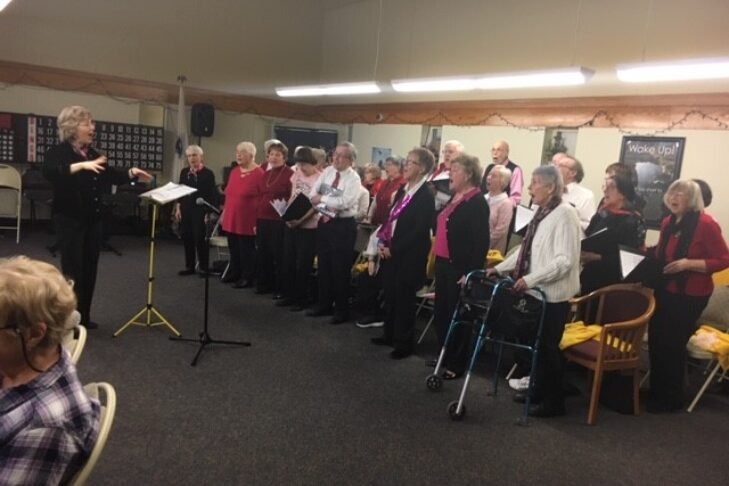 Golden Tones Choir (Courtesy photo)