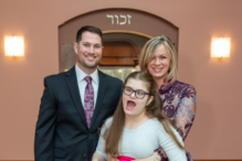 Izzy and her family (Courtesy photo)