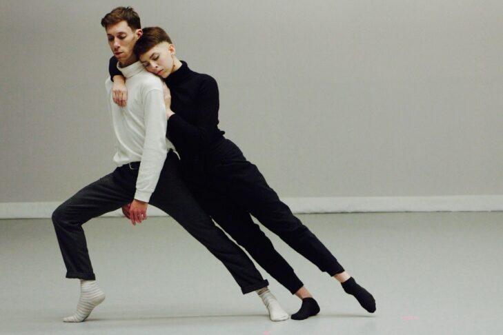 Ilya Vidrin and Jessi Stegall (Courtesy photo)