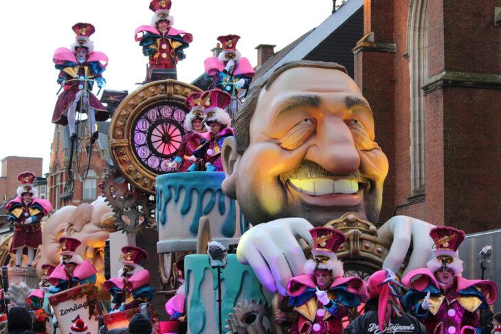 The Aalst Carnival in Belgium in February 2018 (Photo: iStock/Imladris01)