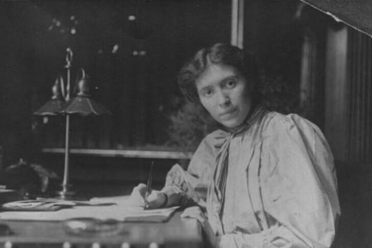 Rose Pastor Stokes (Courtesy photo: Yale University Library)