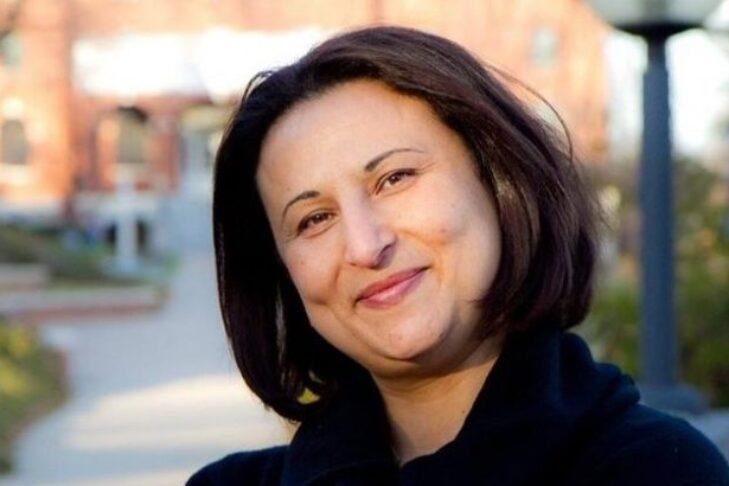 Huda Abuarqoub (Courtesy photo)