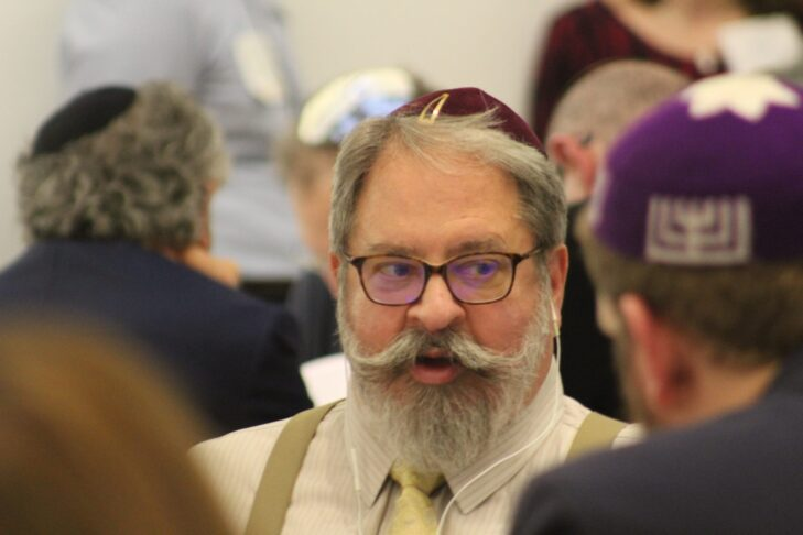 Rabbi Rim Meirowitz (Photo: The Rabbinical School of Hebrew College)