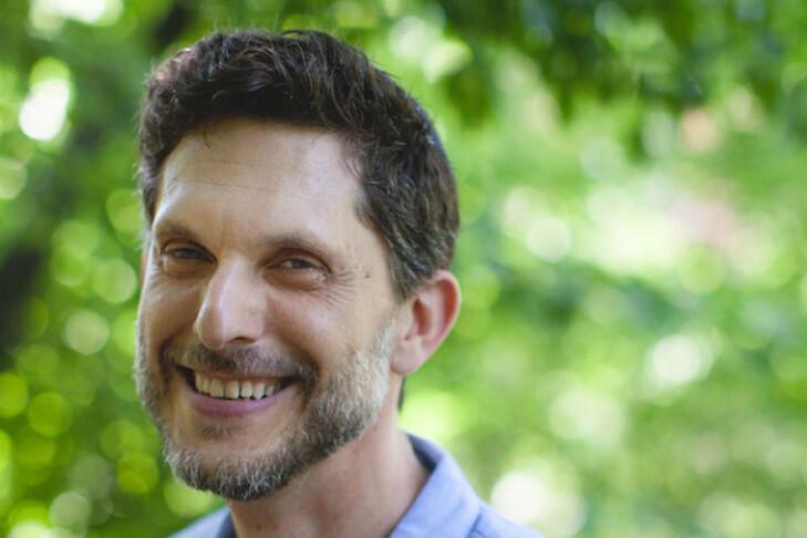 Rabbi David Curiel (Courtesy photo: Hebrew College)