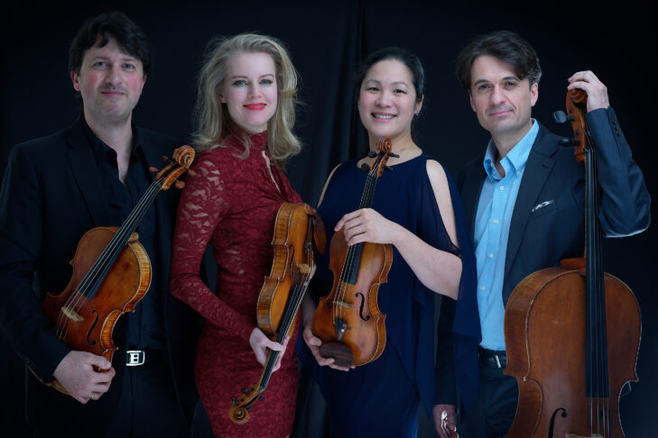 The Arabella String Quartet (Courtesy photo)