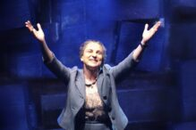 "Tovah Feldshuh in ""Golda's Balcony"" (Promotional still)"