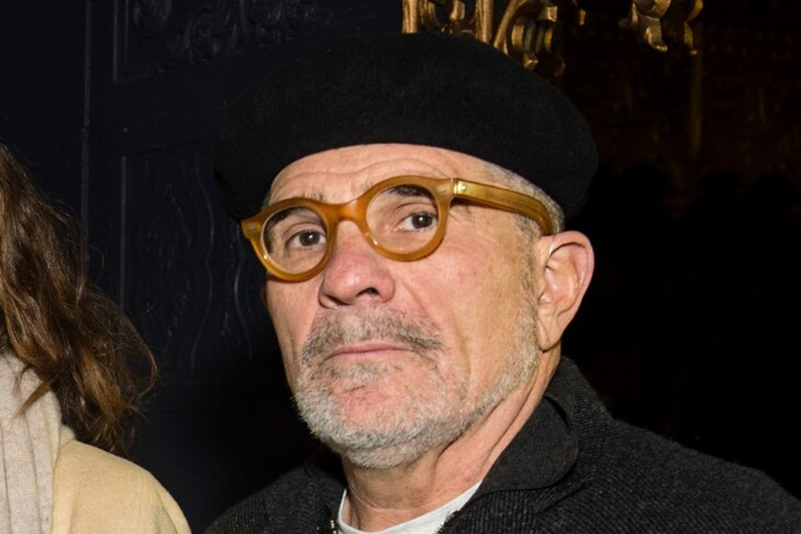 David Mamet (Courtesy photo: ABC/Matt Petit)