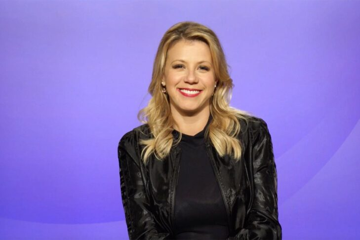 "Jodie Sweetin on ""Today"" (Promotional still)"
