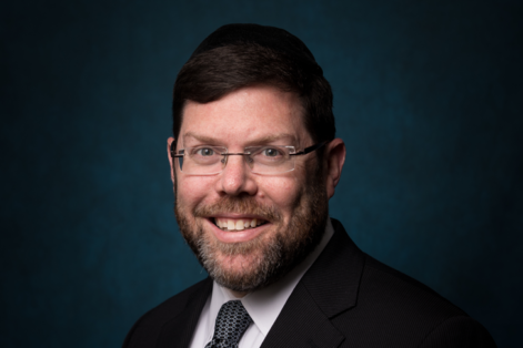 Rabbi Menachem Penner (Courtesy photo)