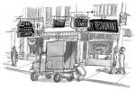 """The Dairy Restaurant"" by Ben Katchor (Courtesy image)"