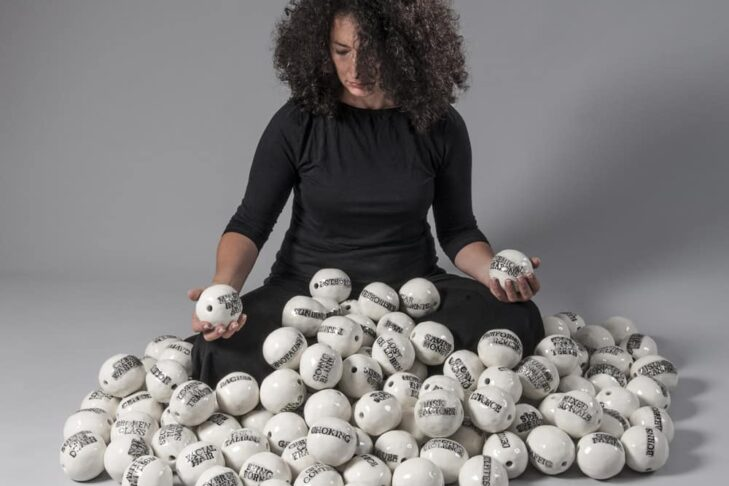 Andi Arnovitz (Courtesy photo: Jerusalem Biennale)