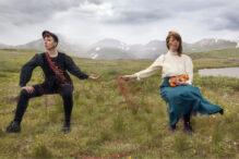"""""""Two Shternas"""" by Shterna Goldbloom (Courtesy photo)"""