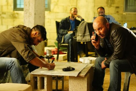 "Lior Raz in ""Fauda"" Season 3 (Promotional still: Netflix)"