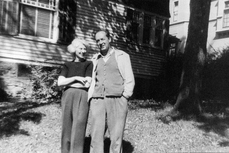 Vladimir and Vera Nabokov (Courtesy of The Estate of Vladimir Nabokov)