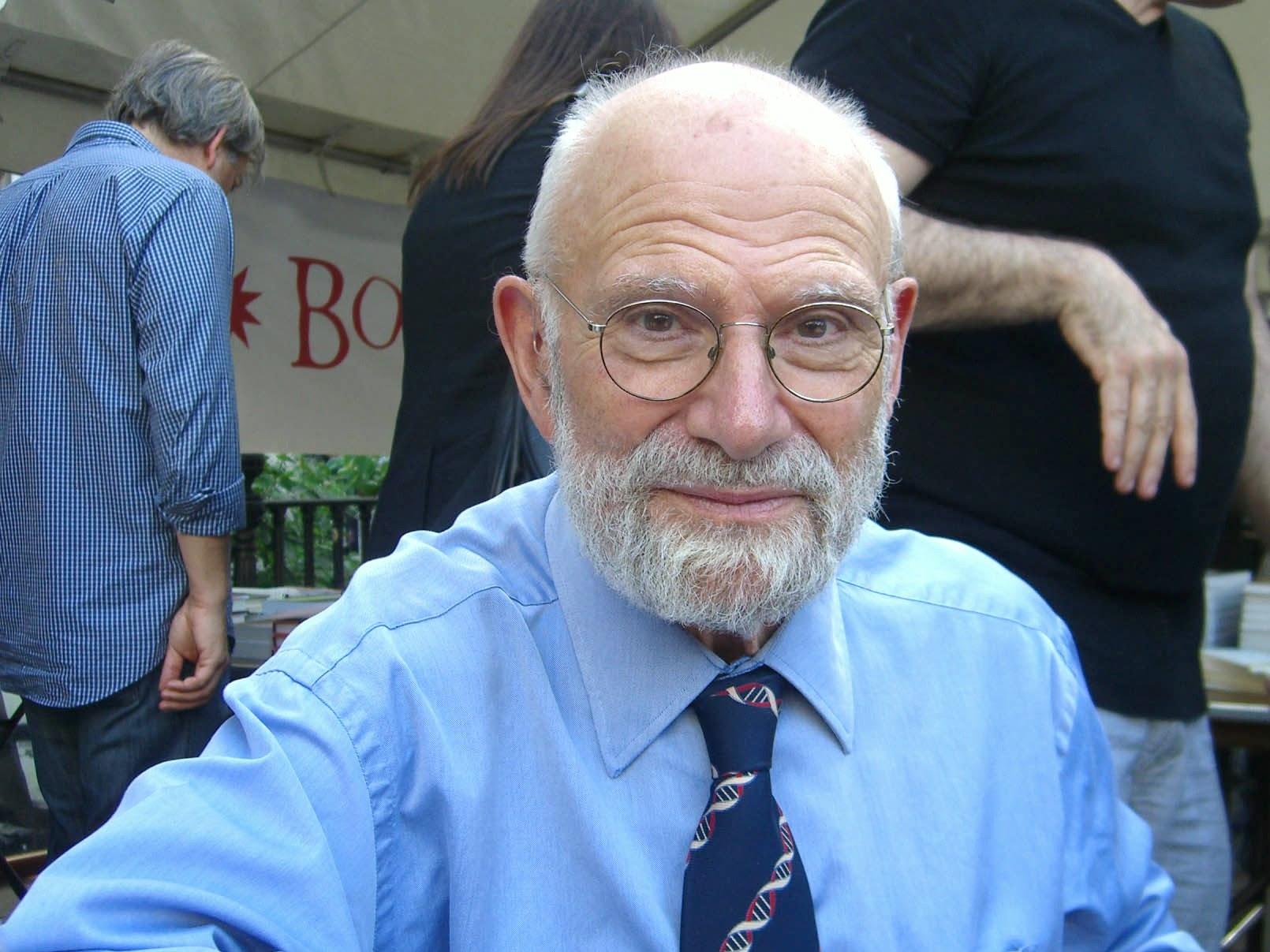 Oliver Sacks (Photo: Luigi Novi/Wikimedia Commons)