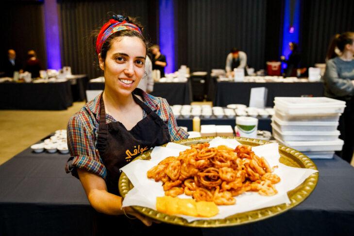 Annabel Rabiyah (Courtesy photo: Nir Landau Photography)