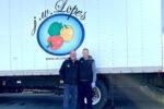 From left: Peter Kotzen, president of J.W. Lopes, and his son, Jeff, vice president (Photo: Elyssa Kotzen)