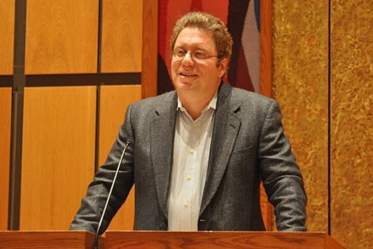 Professor Jeremy Dauber (Courtesy photo: Columbia University)