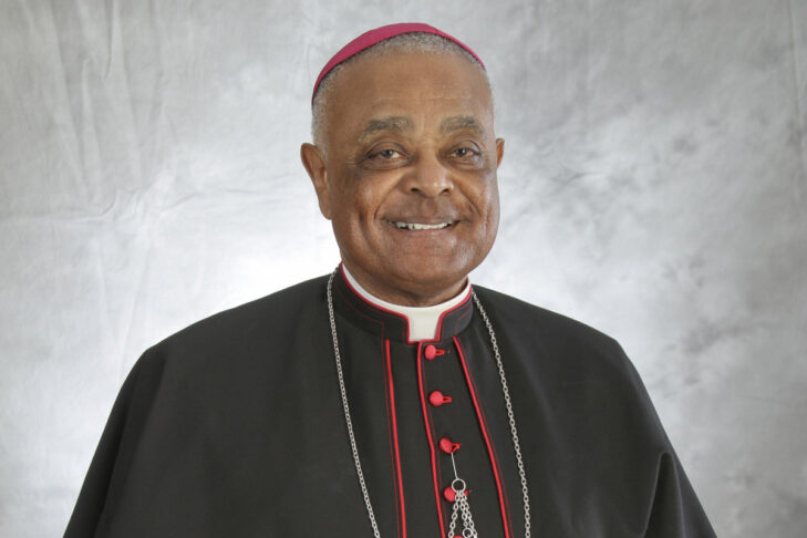 Archbishop Wilton Gregory (Courtesy photo)