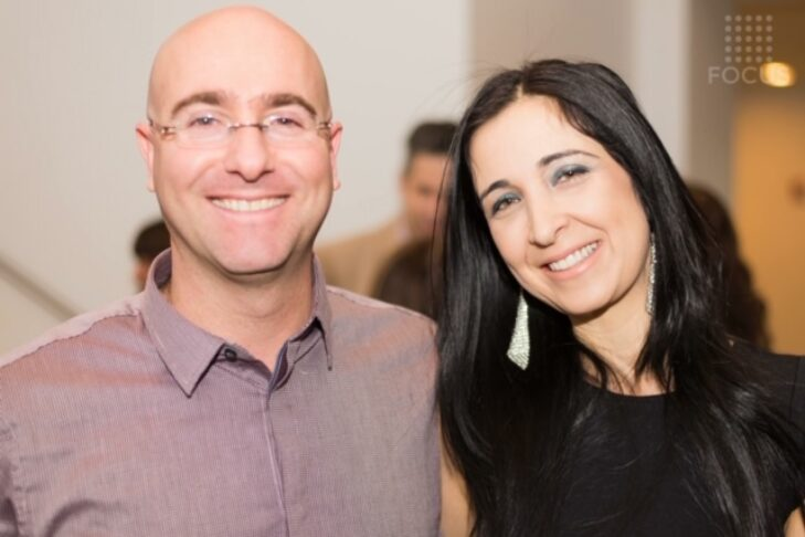Galit and Yoel Konstantine (Courtesy photo)