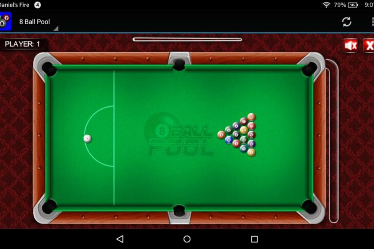GamePigeon 8-Ball Pool (Promotional image)