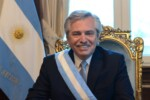 President of Argentina, Alberto Fernández (Courtesy photo)