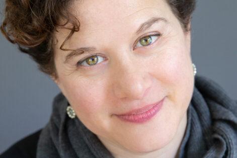 Jennifer Rosner (Photo: Elizabeth Solaka)